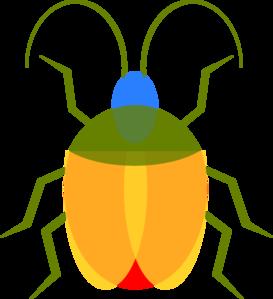 Insect Bug Clip Art At Clker Com Vector Clip Art Online Royalty