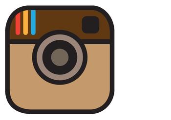 Instagram Clipart Set - Instagram Clipart