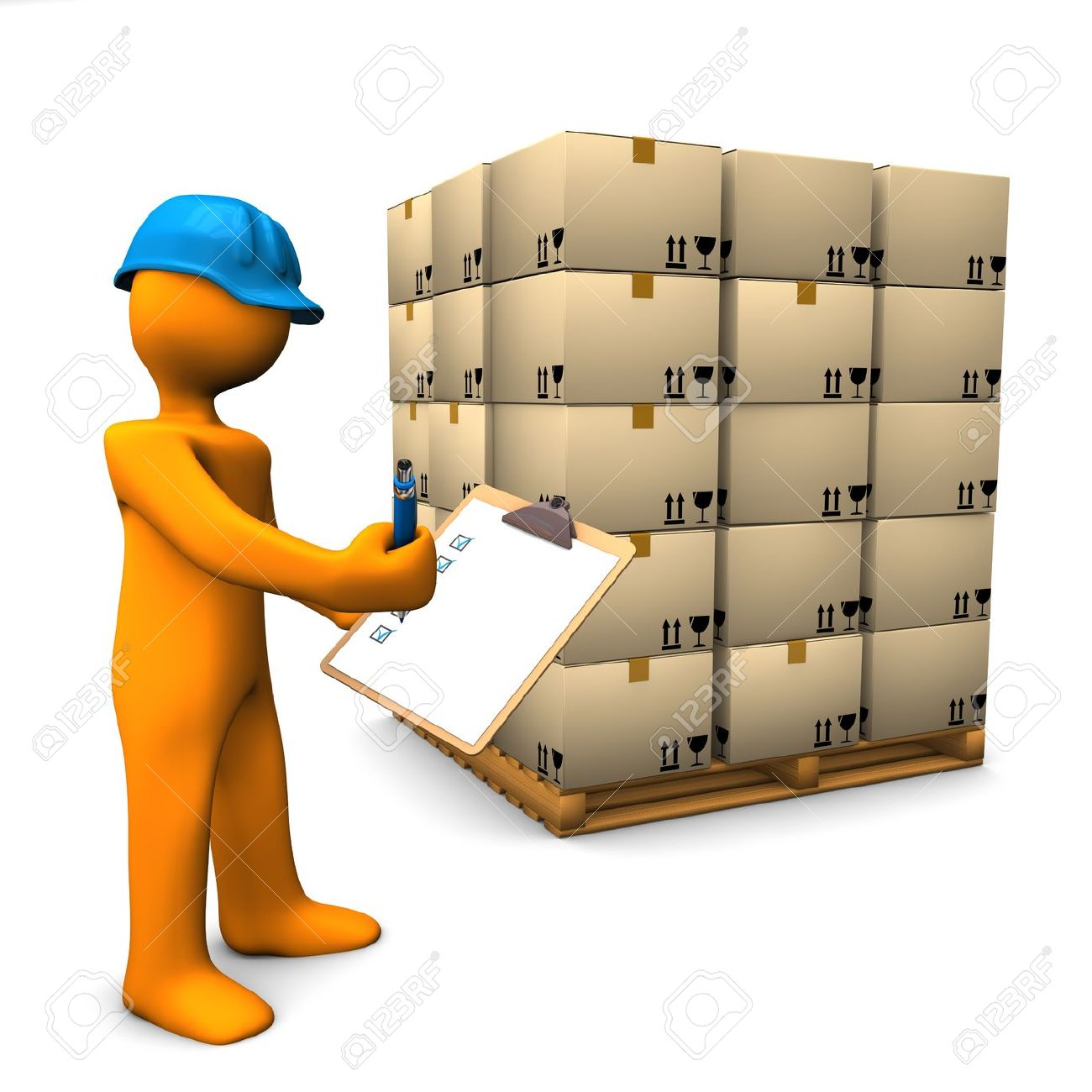 ... Inventory Clipart ...