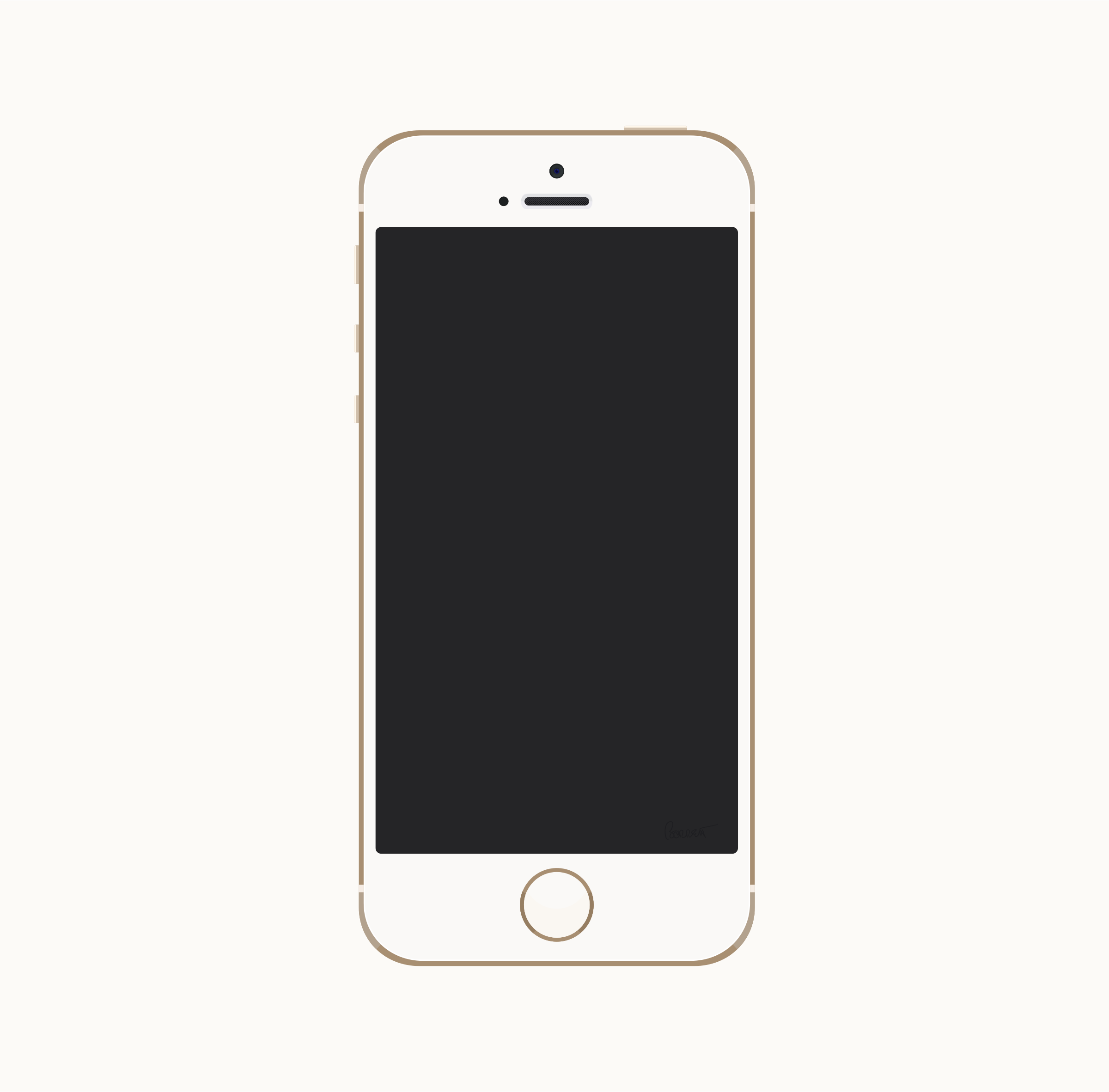 Iphone Cell Phone Clip Art ..