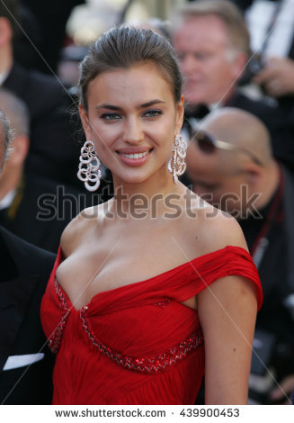 CANNES - MAY 22, 2012: Irina Shayk attends the Killing Them Softly Premiere  -