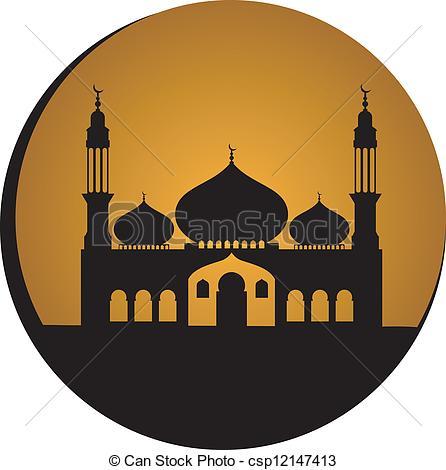 symbol of islam - csp12147413