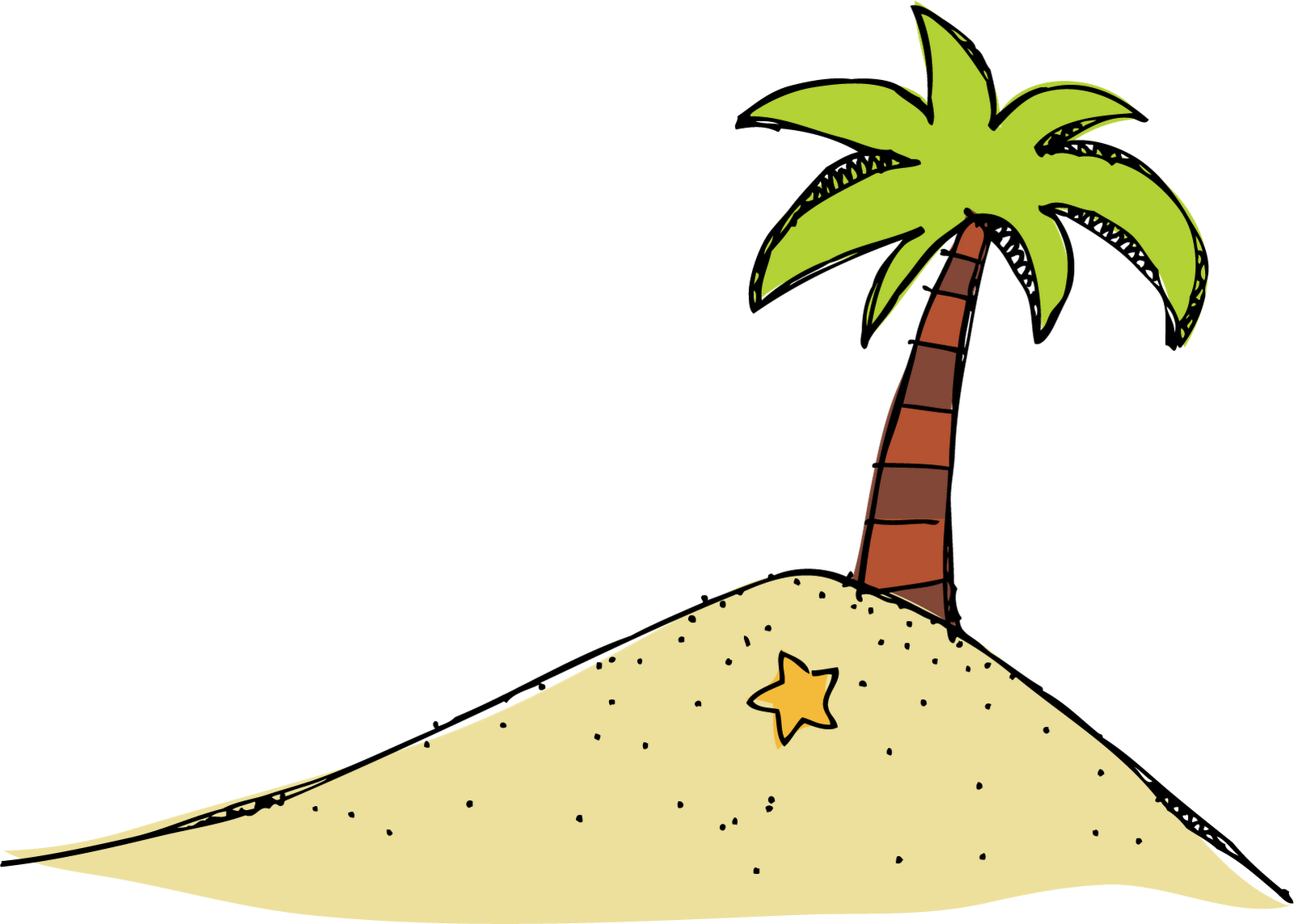 Island Pictures Clip Art