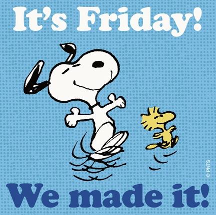 It S Friday Happy Friday Friends Taolife The Art ...