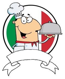 Italian Restaurant Clipart