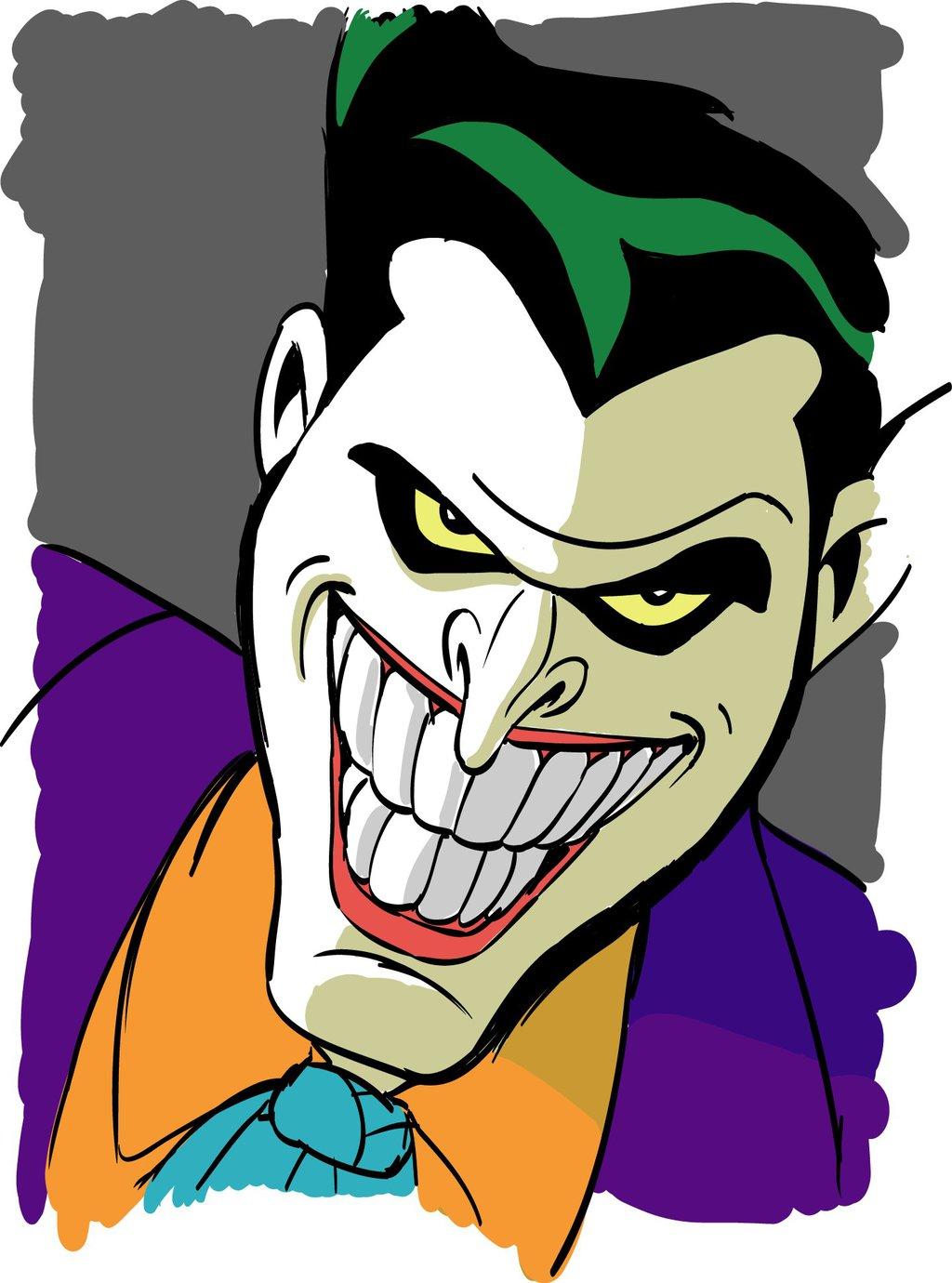 J For Joker. Joker Clipart