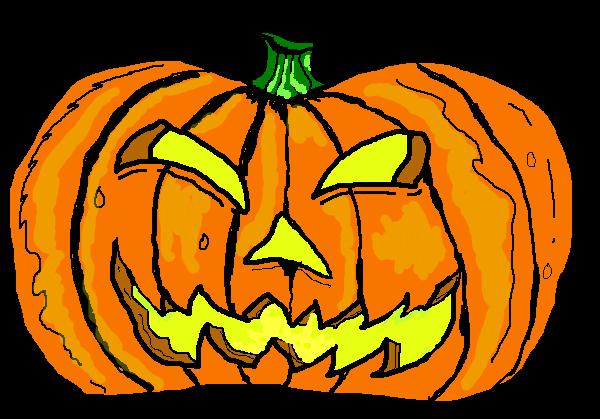 Free to Use Public Domain Jack Ou0027 Lantern Clip Art - Page 2