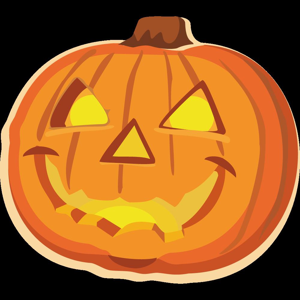Happy Jack O Lantern Clipart · Free to Use u0026, Public Domain Pumpkin Clip Art