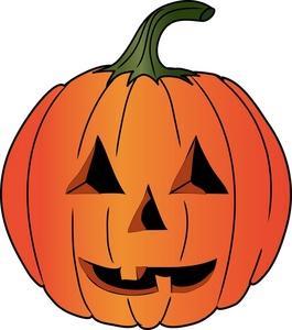 Jack O Lantern Jack Lantern Clipart Image Friendly Looking Halloween Pumpkin