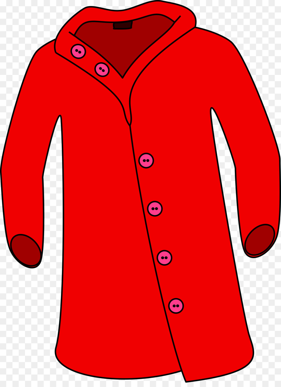 Hoodie Coat Jacket Clip art - Overcoat Cliparts