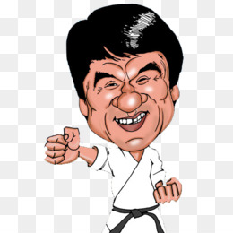 Jackie Chan Clipart