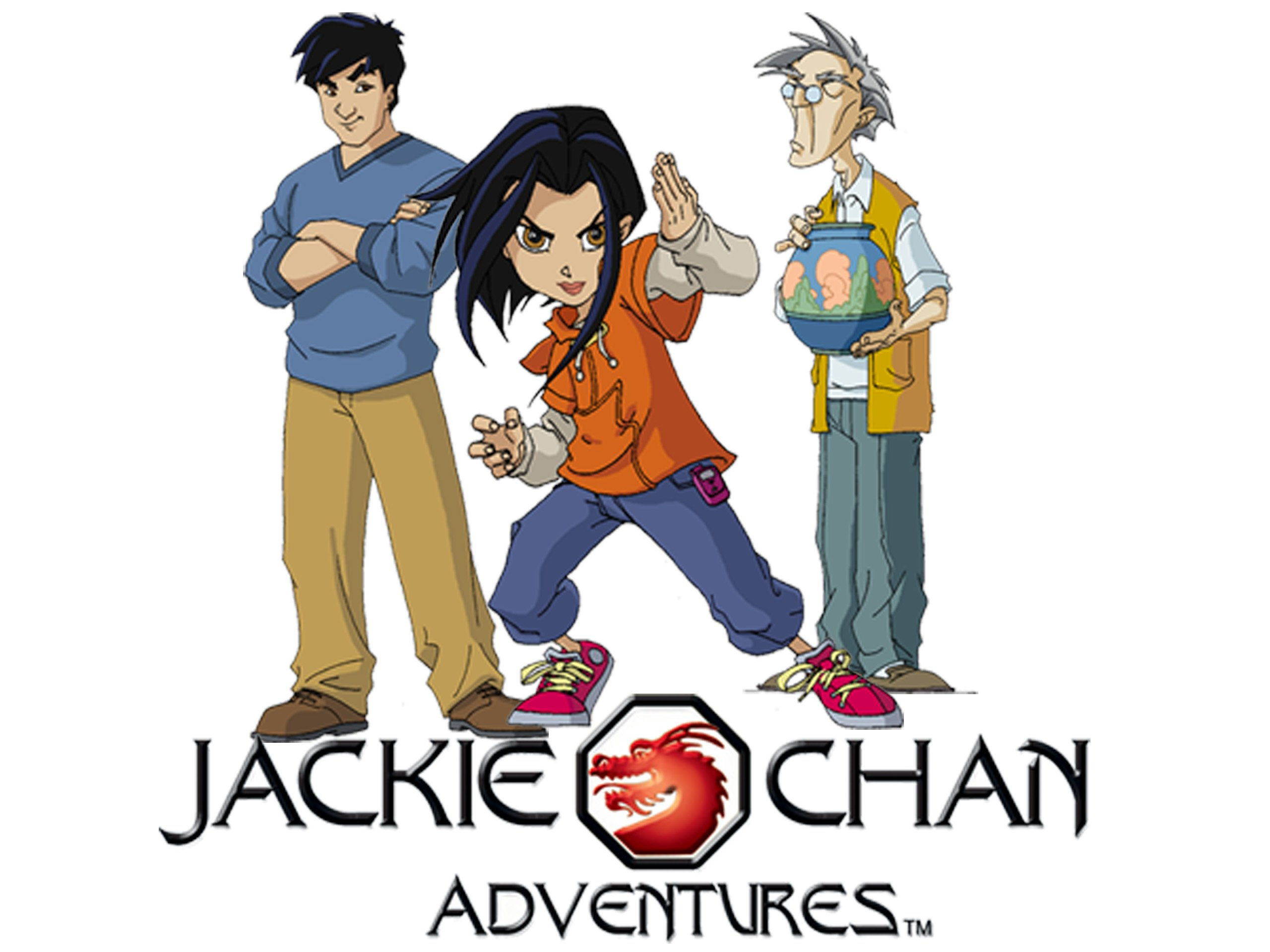 Jackie Chan Adventures hdclipartall.com