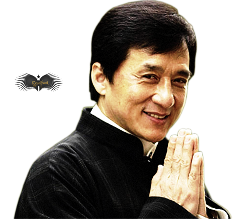 Jackie Chan PNG Transparent Image