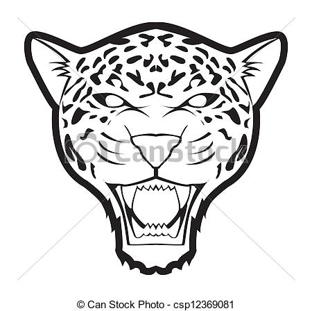 jaguar - csp12369081