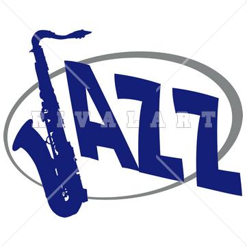Jazz Band Clip Art Clipart