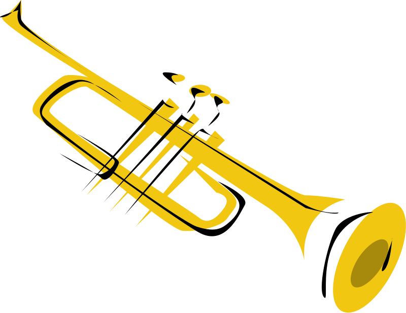 Jazz Band Silhouette Clipart