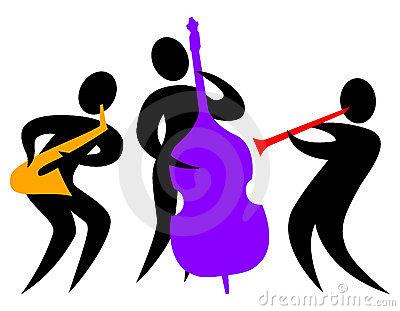 Jazz Clipart #1