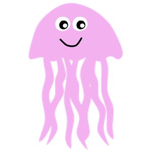 Jellyfish Clipart #9684