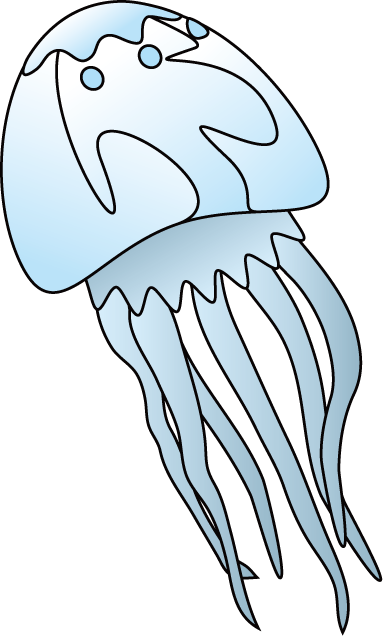 Jellyfish Clipart Free Clip Art Images
