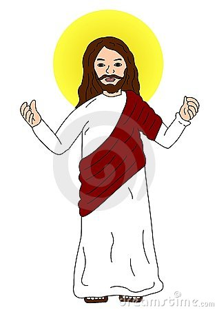 Jesus Christ Holding A Sheep Clipart Free Clip Art Images