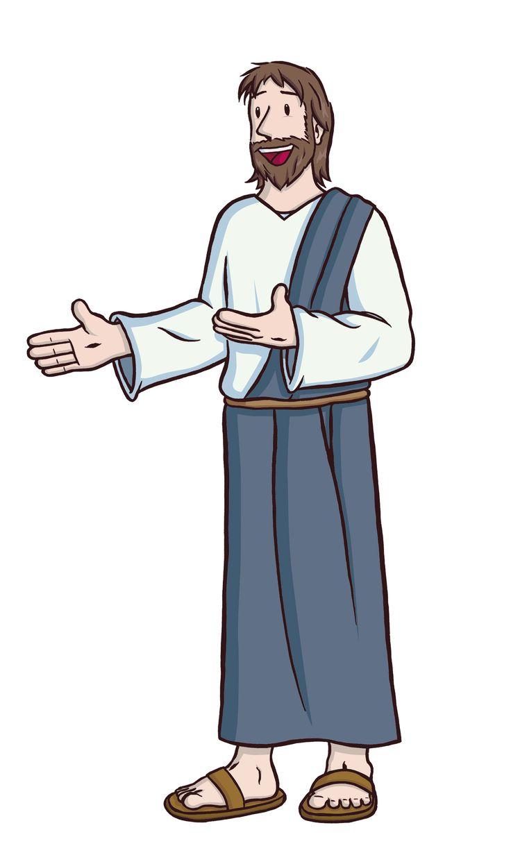 Jesus Clip Art 35