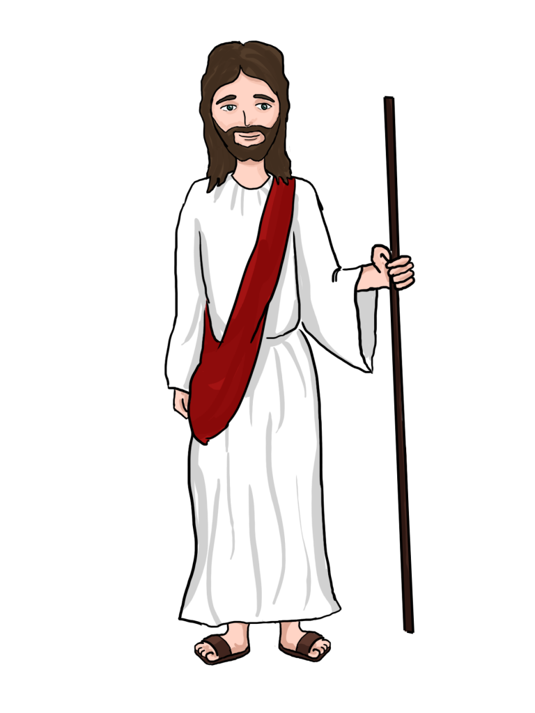 Jesus Clipart - PNG Image #7787
