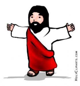 Jesus love clipart free clipart images 2