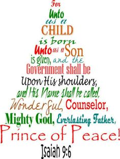 Jesus is the reason for the season!
