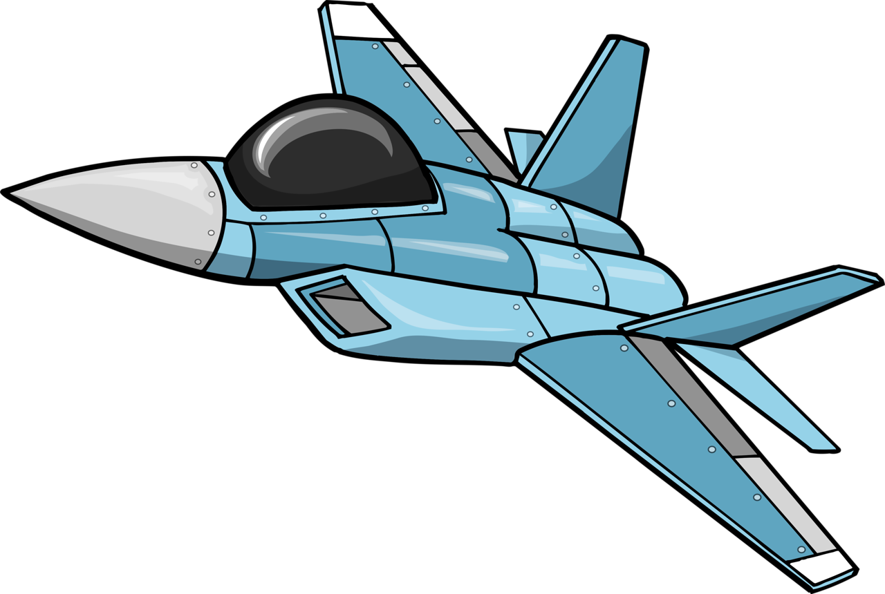 Jet Clipart Png 6 » PNG Image