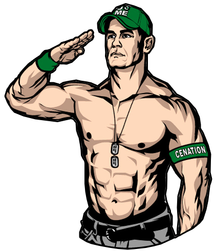 John Cena 2012 by Naif1470 ClipartLook.com