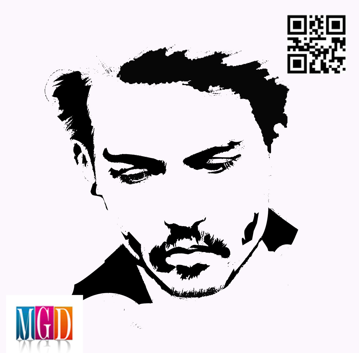 Elvis Silhouette Clip Art Bing. By Vlad Kochelaevskiy Johnny Depp hdclipartall.com