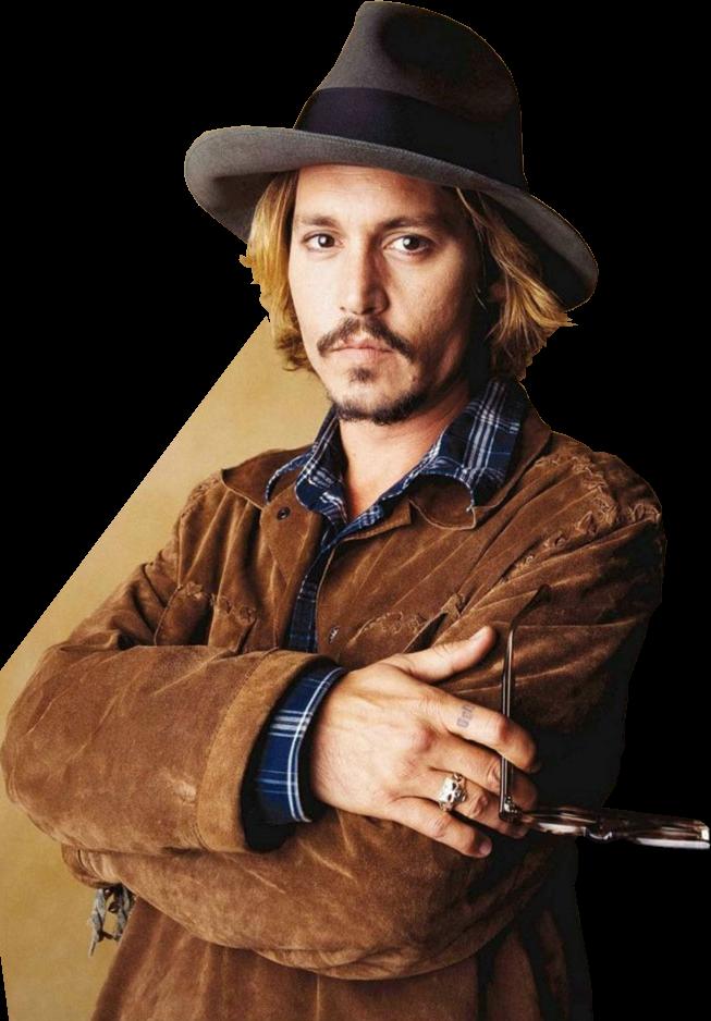 Johnny Depp PNG Clipart