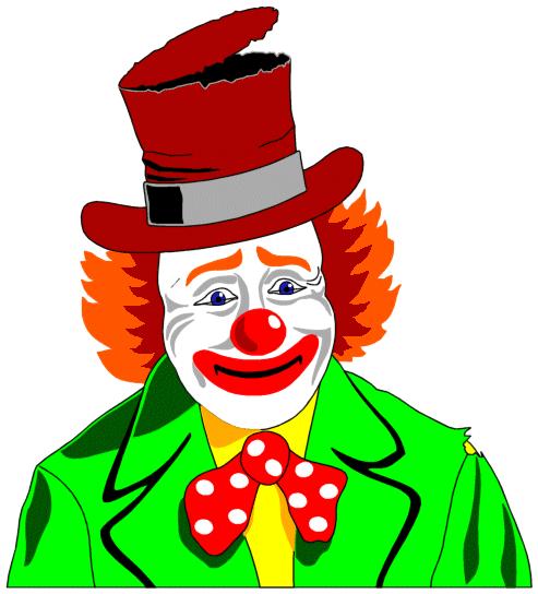 Memes For u003e Circus Joker  - Joker Clipart