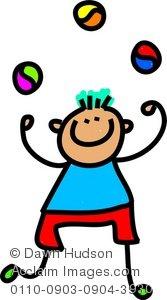 Juggling Clipart-Clipartlook.com-167