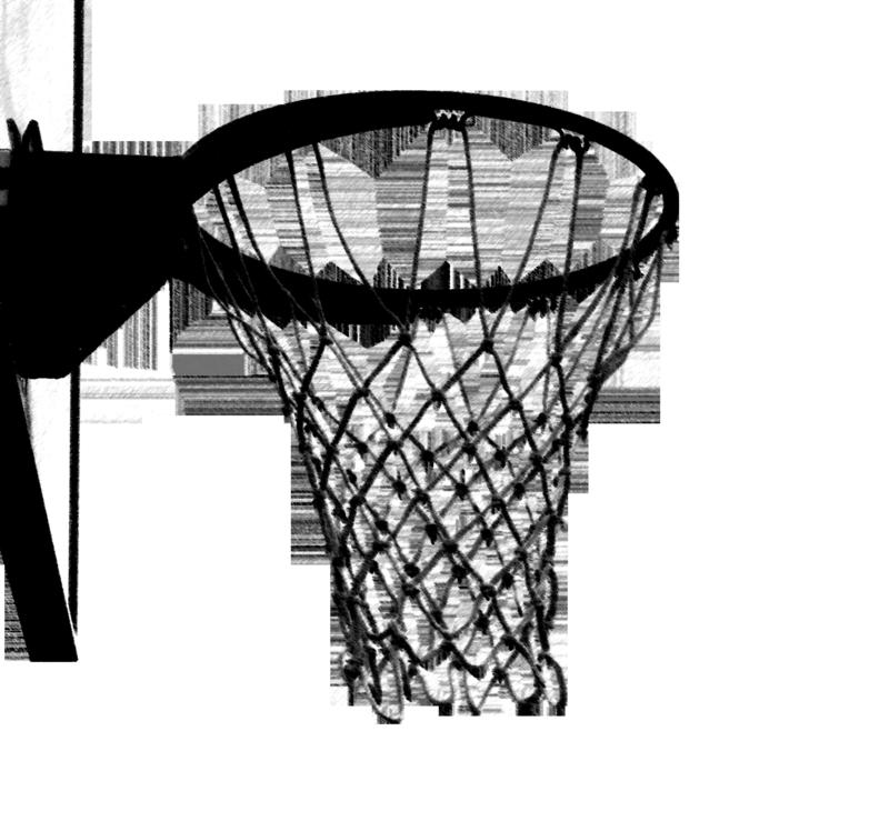jumping basketball player hoop clipart