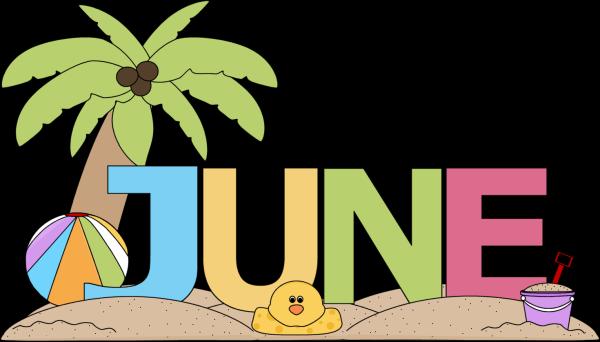 June Clipart - June Clipart