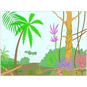 jungle clipart Clipart