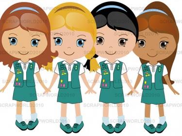 Junior Girl Scout Clip Art Free Source Http Pixgood Com Girl Scout