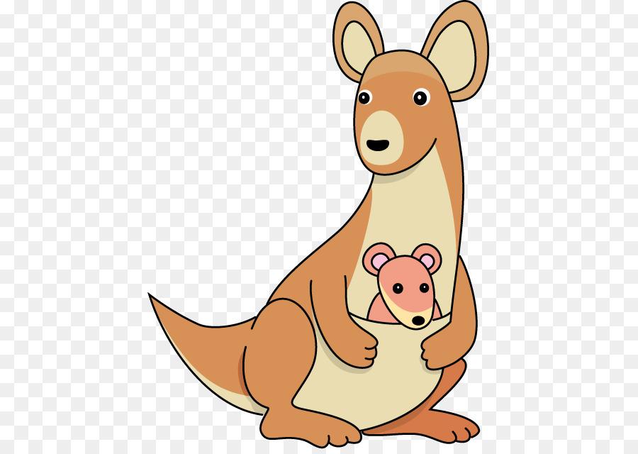 Kangaroo Free content Clip art - Kangaroo Cliparts