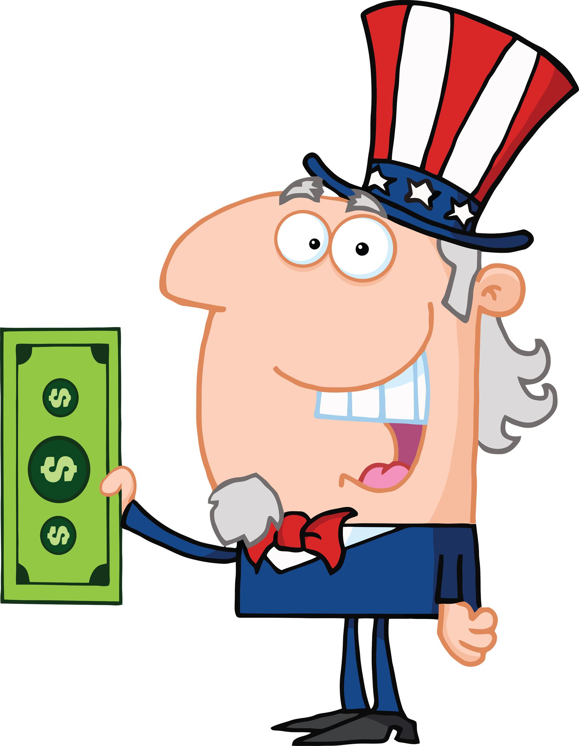 Tax Clipart earnings