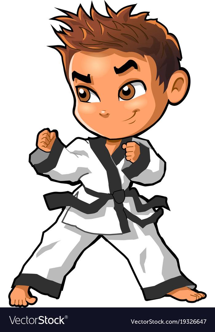 Karate Clipart-Clipartlook.com-700