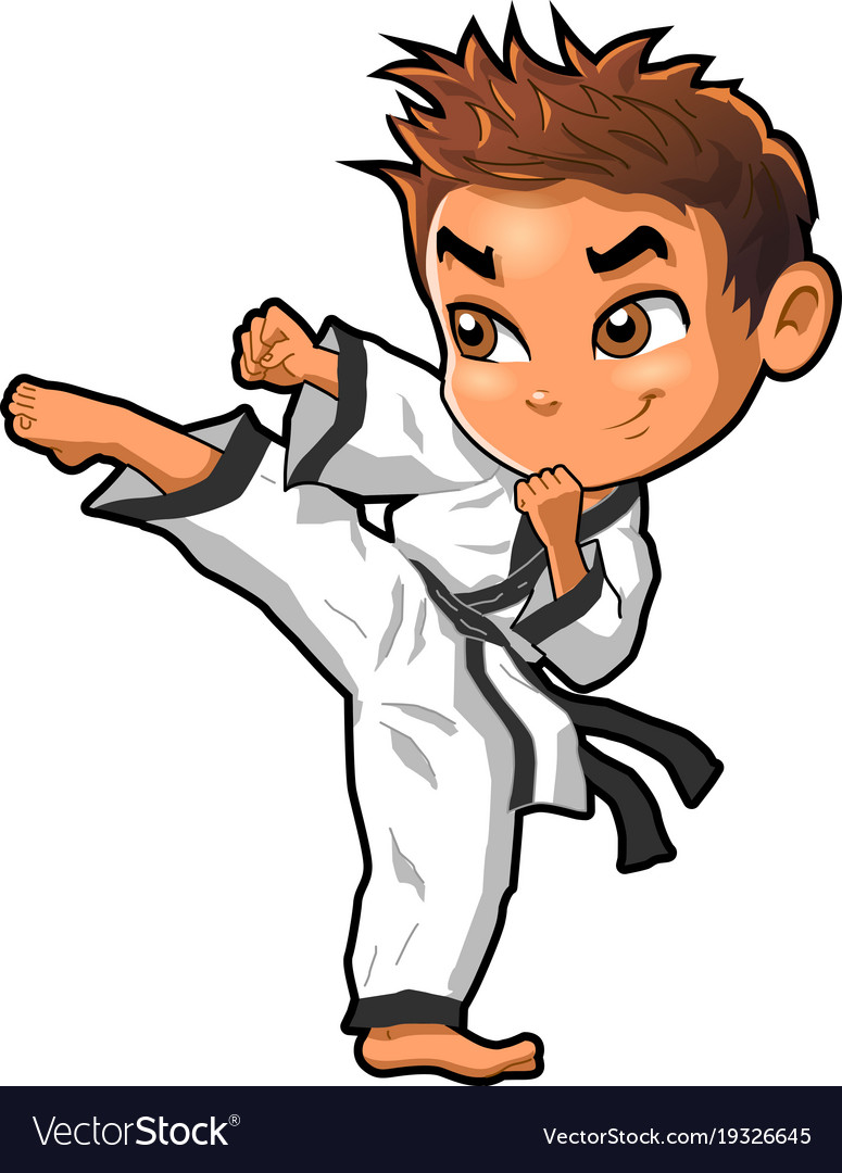 Karate Clipart-Clipartlook.com-775