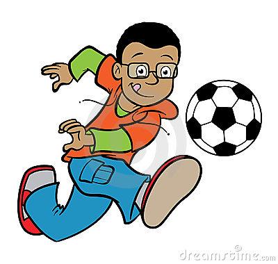 Kick Ball Clipart #1
