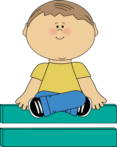 Kid Sitting On Math Equals Sign Clip Art Kid Sitting On Math Equals