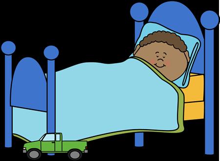 Kid Sleeping Clip Art