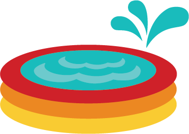 Kiddie Pool Clipart Clipart Panda Free Clipart Images