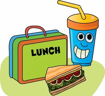 kids eating healthy clipart