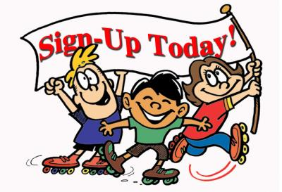 Kids day camp clipart - .