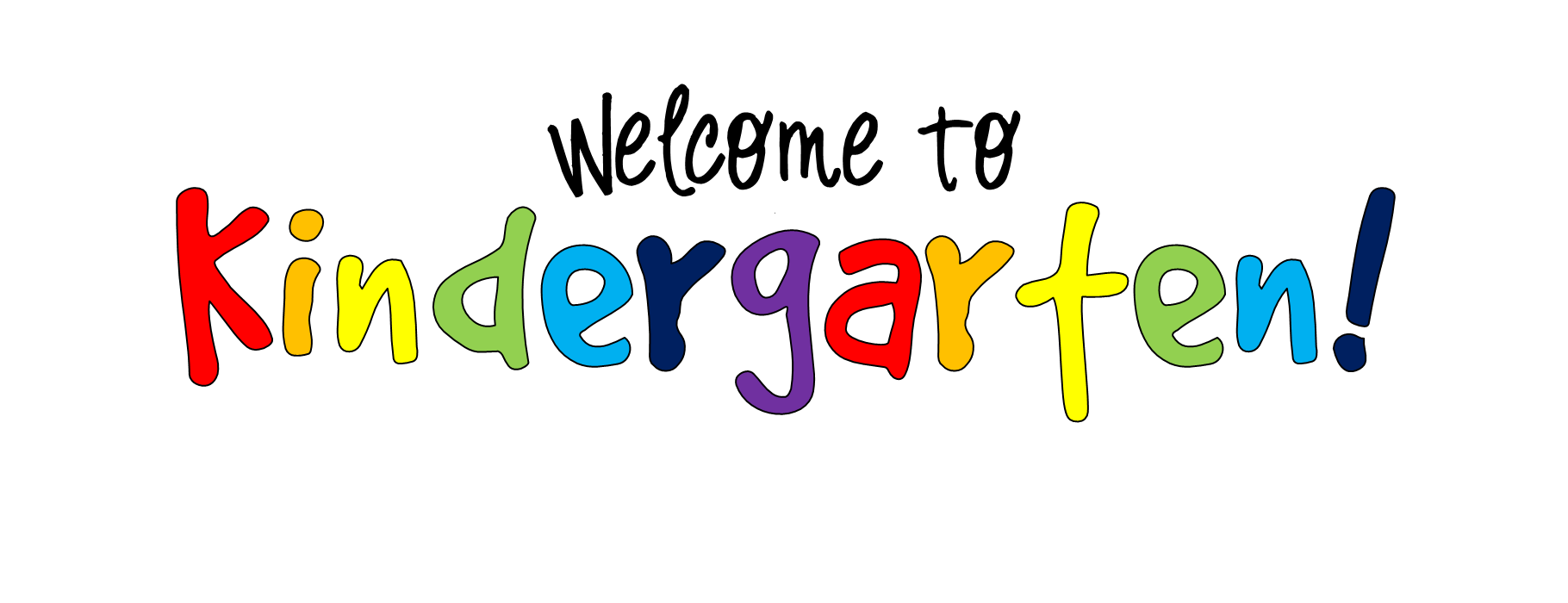 Kindergarten Clip Art Clipart Best