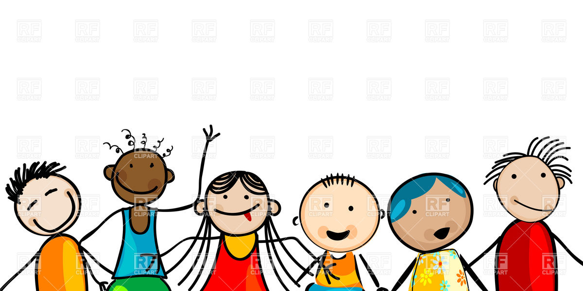 Kindergarten Kids Clipart   Clipart library - Free Clipart Images